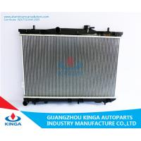 Auto Parts Car Radiator Hyundai ELANTRA/LANTRA'00 MT Car Accessory Manufactures