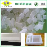 Transparent Hot Melt Glue Pellets Anti Yellowing Hot Melt Adhesive For EPE Foam Manufactures