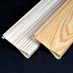 Indoor 10 Year Warranty Water Drip Screen Aluminum Baffle Ceiling Height 110mm Manufactures