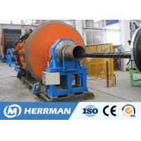 Active Pay Off Type RTP Pipe Making Machine / Steel Taping Machine Energy Saving Manufactures
