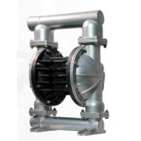 Dual Industrial Diaphragm Pump  , 1.5 Inch Air Operated Submersible Pump Manufactures