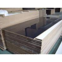 Black High Glossy UV MDF for Kitchen Cabinet Door Manufactures