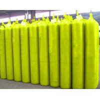 China Ultra High Pure Liquid  Ammonia Cylinder Packaging NH3 UN 1005 -33.5 Boiling Point on sale