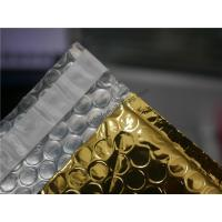 Gold Metallic Padded Envelopes , 260x350 #A4-2VD Foil Bubble Wrap Envelopes Manufactures