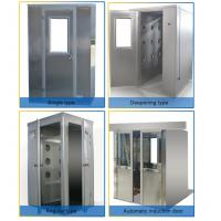 China H13 Filter Biomedical Cleanroom Air Shower With LCD Display Working on sale