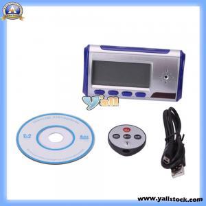 USB1.1/2.0 Electronic Alarm Clock -E03137 Manufactures