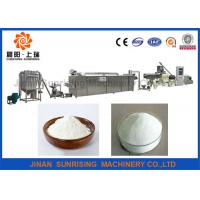China Pre Gelatinized Corn Cassava Starch Processing Machine With High Capacity on sale