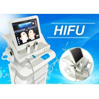 CE Wrinkle Removal Hifu Beauty Machine , Medical Anti Wrinkle Hifu Equipment Manufactures
