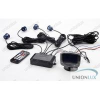 Quality Microcomputer Control 0.3 - 2.5m Rear Parking Sensors With MP3 for sale