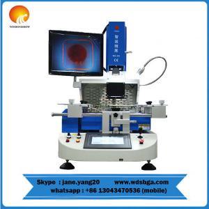 China WDS 620 Automatic optical alignment bga rework station bga chip repair machine for samsung on sale