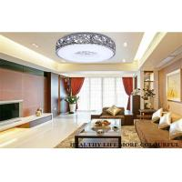 LED Living Room / Bedroom / Balcony / Bathroom Ceiling Lights 100lm/W , 50000Hrs Long Span Manufactures