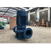 Quality 75kw Salt Water Centrifugal Booster Submersible Inline Pipeline Water Pump for sale