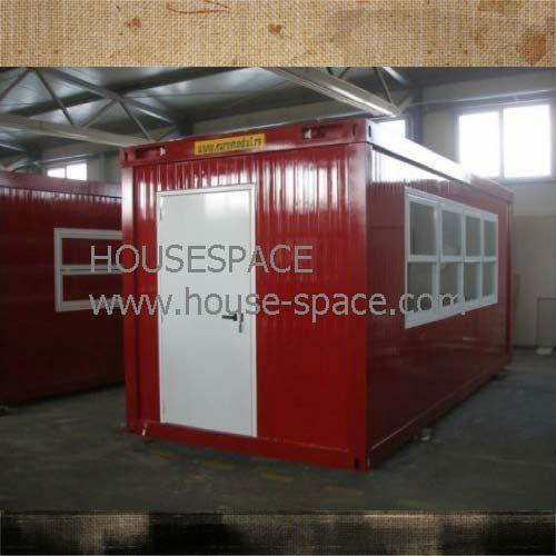 Quality Prefab Modern Modular House Modular Design And Steel Frame for sale