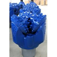 Low Compressive Strength 6 3/4 IADC635 Tricone Drill Bit TCI Roller Rock Bits Manufactures