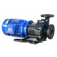 Anti corossion Magnetic pump for chemical filtration inactivated carbon solutio 7.5HP PVDF Manufactures