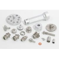Buy cheap AL7075 Aluminum Precision Turned Parts Custom CNC Machining Small Size from wholesalers