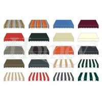 Quality Awning fabric, polyester fabric for sale
