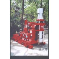 High Torque 6150N.m Core Drilling Rig , Water Well Drilling Rig Manufactures