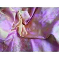 Y/D Silk/Polyester/Metallic Jacquard Manufactures
