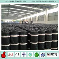 3mm 4mm sbs app modified asphalt waterproof membrane Manufactures