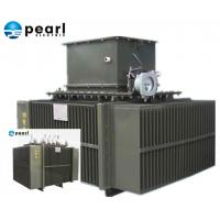 Overload 6.6 KV - 2000 KVA Oil Immersed Transformer Compact High Voltage Manufactures
