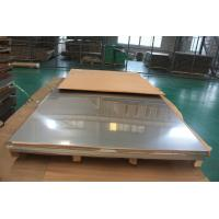 Thin Cold Rolled 304 316 310 321 Stainless Steel Plates BA 2B HL Finish For Kitchen Manufactures