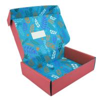 China Full Color Printing Subscription Mailer Boxes With Custom Private Label on sale