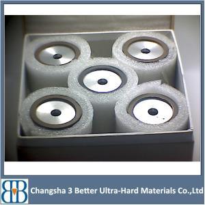 China China Distributor resin bond diamond grinding wheel for carbide on sale