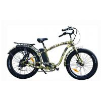 Lightweight mountain electric bikes , 48V 13Ah pedal assisted Hummer Mountain Bike Manufactures