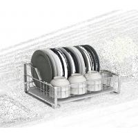 Stylish Modern Streamline Design Dish Drying Shelf Cutlery Storage And Drainboard Manufactures