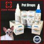 Pets Ear Liquid Drop For Mites Treatment Manufactures