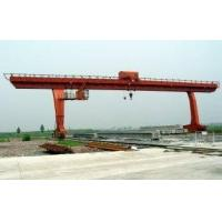 35t Steel Inventory Yard L-Shape Travelling Gantry Crane