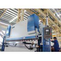 300 Ton NC Hydraulic Press Brake With Foot Pedals Manufactures