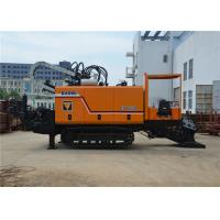 Rotation Hydraulic System HDD Drilling Machine Pipe Pulling 120RPM Manufactures
