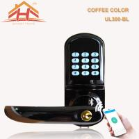 Smart Bluetooth Electronic Keypad Door Lock Password Control For Home Security Manufactures