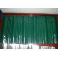 China PPGI Roofing Sheet / Pre Coated Galvanized Sheets 0.4mm 0.45mm Thickness on sale