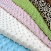 China 100 Polyester Baby Knit Fabric By The Yard Tear - Resistant 1.5mm~8mm Pile on sale