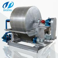Buy cheap Starch de-watering machine vacuum filter starch processing machinery from wholesalers