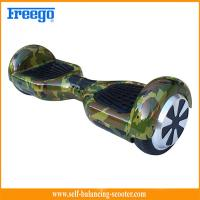Quality Portable Self Balancing Scooter , LED Light Drift Electric Skateboard for sale