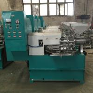High-spiral peanut oil press, multi-functional oil press, sesame press Manufactures