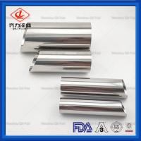 High Strength Stainless Steel Sanitary Tubing DIN SMS ISO Standard Approved Manufactures