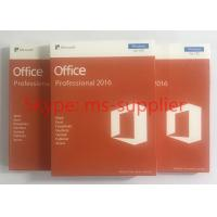 Microsoft Office 2016 Professional Plus + Open License Software + COA License 1 pc + DVD  / USB Retailbox Manufactures
