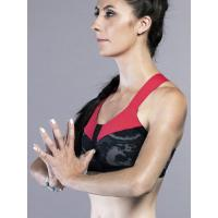 Sexy Workout Vest Womens Yoga Wear / Yoga Exercise Clothes Customized Manufactures