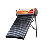 Household heat pipe compact solar energy water heater Manufactures