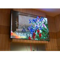 Quality P2mm 2mm Pixel Pitch Indoor LED Screen High Resolution Indoor Advertising LED for sale