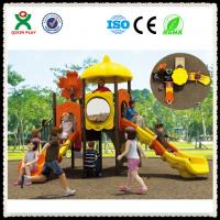 China Toddler Outdoor Playground Set For Sale  QX-008B on sale