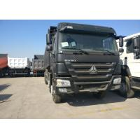 Buy cheap 50 Ton Sinotruk HOWO Dump Truck 371HP HW19710 Transmission  LHD from wholesalers