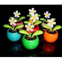 Car Solar Decorative Flower, Used in Car, Office, Home or Other Places as Decoration Manufactures