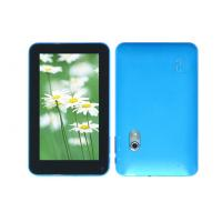 Hdmi 7 Inch Touchpad Tablet PC With Android 4.2 Usb Slot Dual Camera Manufactures