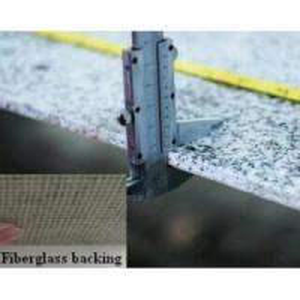 China Fiberglass Laminated Super Thin Granite Stone Wall Panel on sale